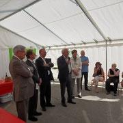 Vendredi 24 Juin 2011 - Inauguration de la salle de judo