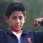 Justinio, 9 Jahre