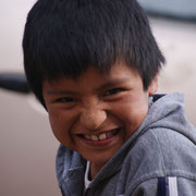 Sergio, 6 Jahre