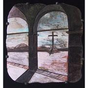 Santuario di La Verna   51x61   2000