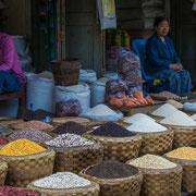 Myanmar - auf dem Myoma Market in Sagaing