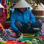 Vietnam - Markt in Hội An