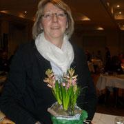 Telse Reimers ist 2. stellvertretende Vorsitzende