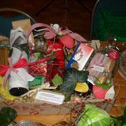diverse Geschenke pfiffig verpackt