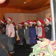 Gesangsgruppe Grundschule Nordhastedt