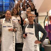 Weihnachtsfeier 2017 Wagner & Wahl mit Kochevent