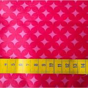 #ZirkelmusterKirsch , auch in rosa&türkis&blau verfügbar