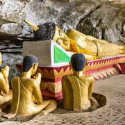 Tham Xang Elefantenhöhle in Vang Vieng