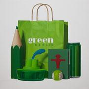 Green. Óleo/ lienzo. (50x50 cm) 2015