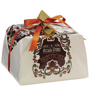 PANETTONE WITH COFFEE CREAM (1kg)