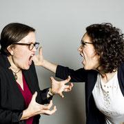 Wenn man richtig wütend aufeinander ist, kann das Beratungskollektiv mit Mediation und Coaching helfen