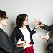 Wenn man sich einfach nicht versteht und keine Lösung findet, kann das Beratungskollektiv mit Mediation und Coaching helfen