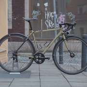 Cinelli Hobo Custom