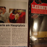 Leibnitz Aktuell  36. Jahrgang / Mai 2011
