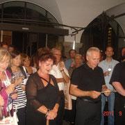 Vernissage Rathaus Leibnitz 16.9.2011