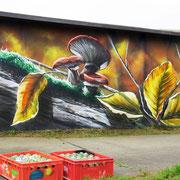 Appolloart hat es sich zur Aufgabe gemacht, Lebensräume, Fassaden, Wände, Objekte künstlerisch zu gestalten. Fassadenmalerei, Fassadenkunst, Wandmalerei, Airbrush, Graffiti und die Illusionsmalerei gehören dabei zur Hauptdienstleistung unseres Unternehmen