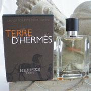 Terre Hermès - Eau de toilette - 12.5 ml - -  Parfum: Jean Claude Ellena - Flacon: Philippe Mouquet