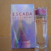 Sentiment - Eau de Parfum - 4 ml
