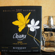 Récolte 2007 Harvest - Organza Jasmin - 60 ml