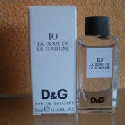10 La Roue de la Fortune - Eau de toilette - 5 ml