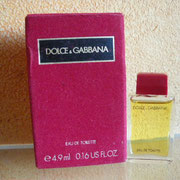 Dolce & Gabbana - Eau de toilette - 4.9 ml 0.16 US FL.OZ