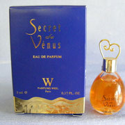 Secret de Vénus -  Eau de Parfum - 5 ml