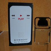 Play - Eau de toilette - 5 ml - Boite contours noirs