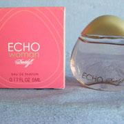 Echo woman - eau de parfum - 5 ml