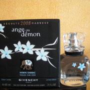 Récolte 2008 Harvest - Ange ou Démon Jasmin Sambac - 60 ml