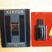 Xeryus - Eau de toilette - 4 ml - Avec broche clip