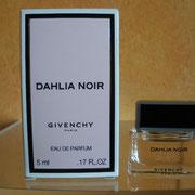 Dahlia Noir - Eau de parfum - 5 ml