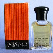 Tuscany - Eau de toilette - 4.5 ml - Petite boite