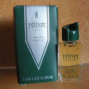 Vétiver - Eau de toilette - 5 ml - 85%