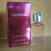 Variations - Eau de parfum - 5 ml