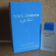 Light Blue - Eau de toilette - 4.5 ml