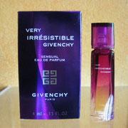 Very Irrésistible - Sensual Eau de parfum - 4 ml