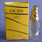 Acte 2 - Eau de parfum - 4 ml