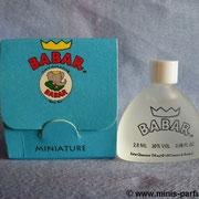 Babar - Eau de toilette - 2.6 ml - Ecriture noire