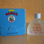 Babar pour Celeste - Eau de toilette - 2.6 ml - Ecriture rouge
