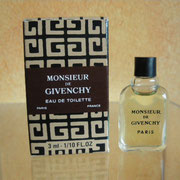 Monsieur de Givenchy - Eau de toilette - 3 ml