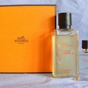 Coffret Terre Hermès avec gel douche - -  Parfum: Jean Claude Ellena - Flacon: Philippe Mouquet