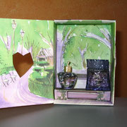 Le banc des amoureux - Saint Valent 2001