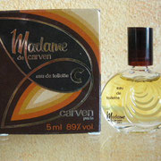 Madame Carven - Eau de toilette - 5 ml - 89%