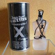2011 ''Eau de Toilette - X Collection - Edition Bijou - Vaporisateur'' 50 ml