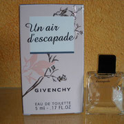 2012 - Un air d'escapade - Eau de toilette - 5 ml