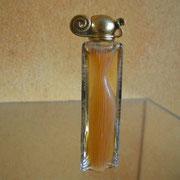 Organza - Eau de parfum - 5 ml - Flacon givré - Ecriture blanche