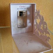 Eau de parfum scintillante - 6 ml - Boite ouverte