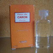 Eaux de Caron Forte - Eau de toilette - 6 ml