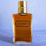 Aramis - Eau de Cologne - 15 ml - écriture sur coté flacon