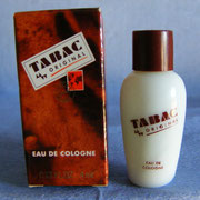 Tabac - Eau de Cologne - 4 ml